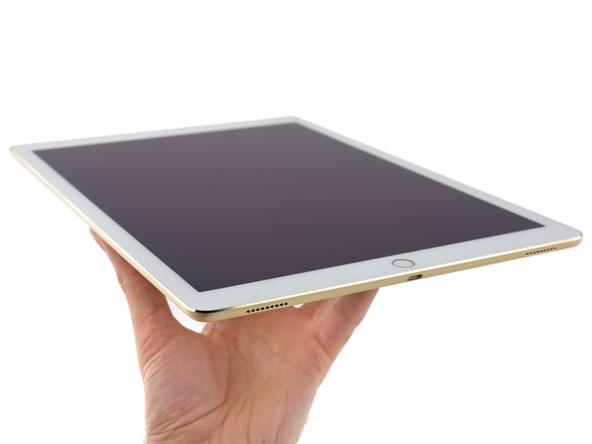 Apple iPad Pro teardown by