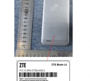 FCC-label-positioning-for-the-ZTE-Blade-L6