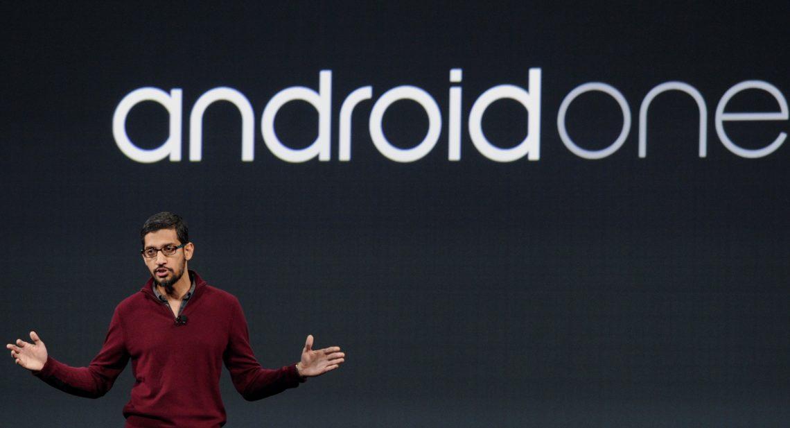 Google ยอมให้ผู้ผลิตปรับแต่งเครื่อง Android One ได้เองแล้ว!!