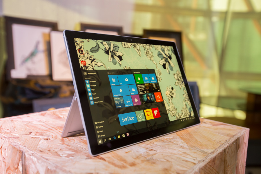 Hands on Microsoft Surface Pro 4 SpecPhone 00005