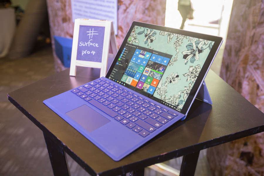 Hands on Microsoft Surface Pro 4 SpecPhone 00027