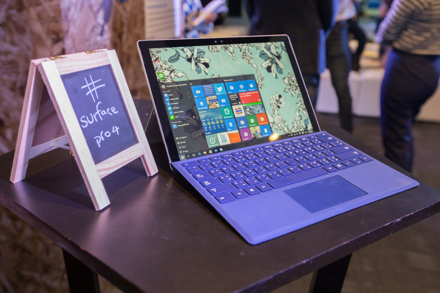 Hands on Microsoft Surface Pro 4 SpecPhone 00029