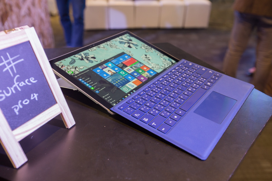 Hands on Microsoft Surface Pro 4 SpecPhone 00044