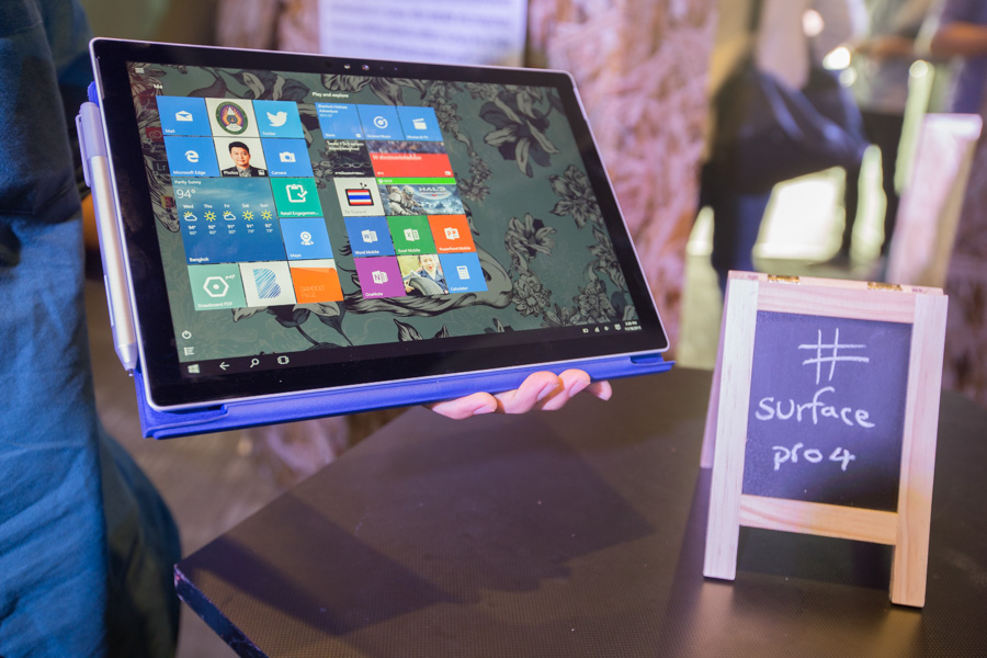 Hands on Microsoft Surface Pro 4 SpecPhone 00047