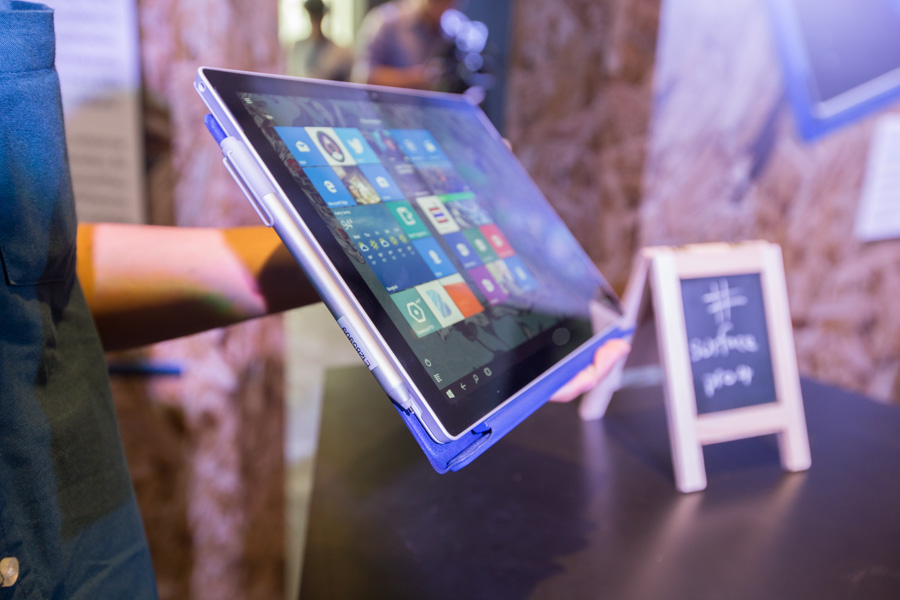 Hands on Microsoft Surface Pro 4 SpecPhone 00048