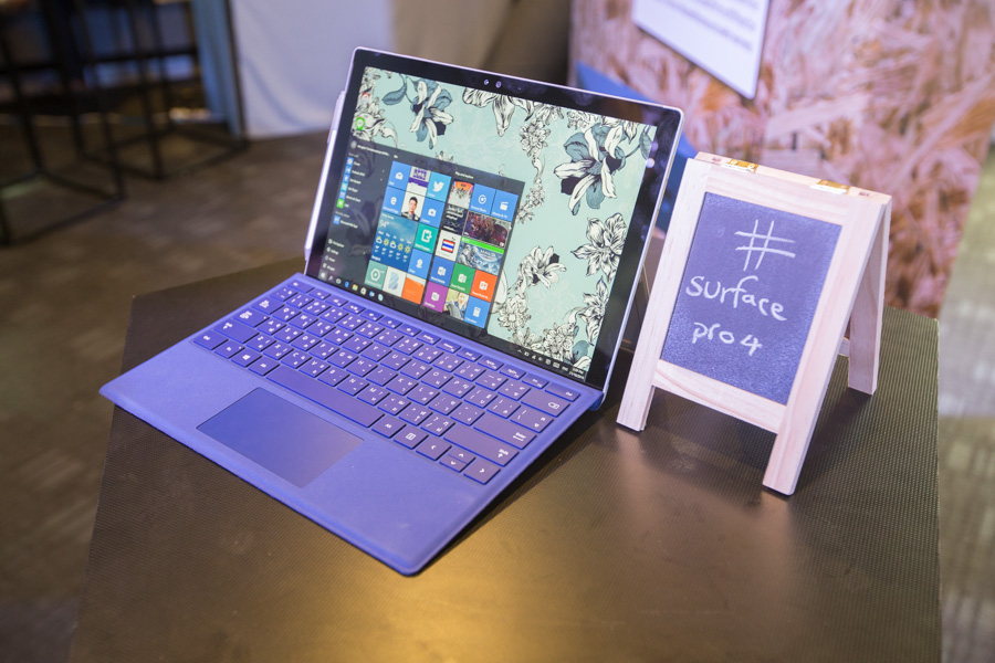 Hands on Microsoft Surface Pro 4 SpecPhone 00051
