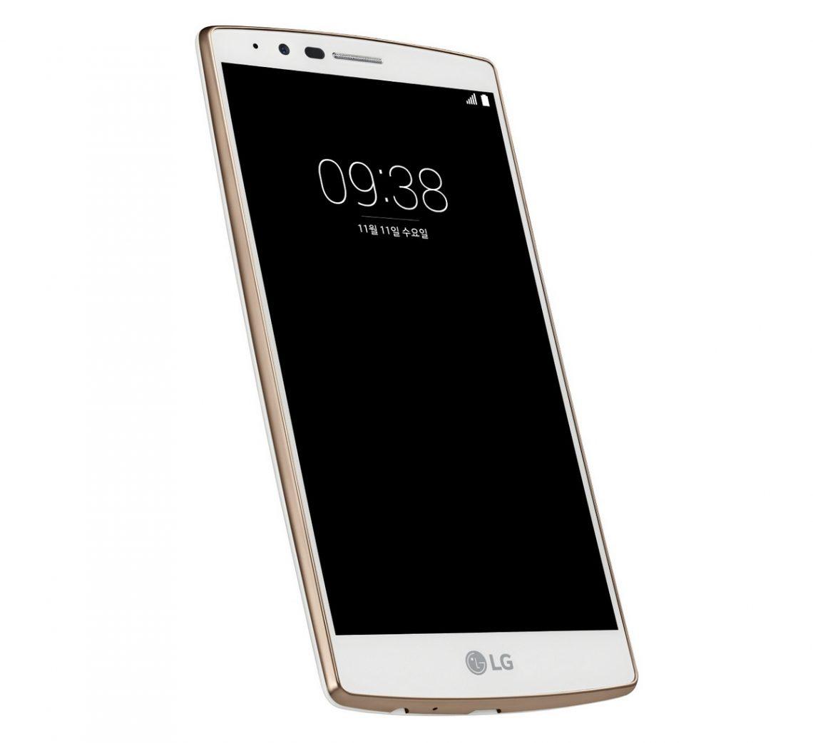 เผยโฉม LG G4  สีใหม่วางขายแล้วในประเทศเกาหลี!!