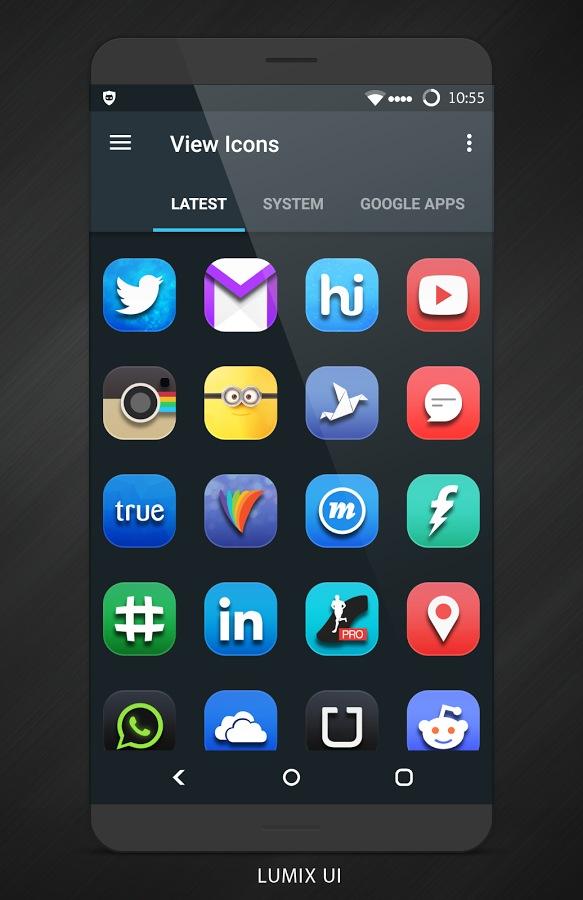 Lumix-UI