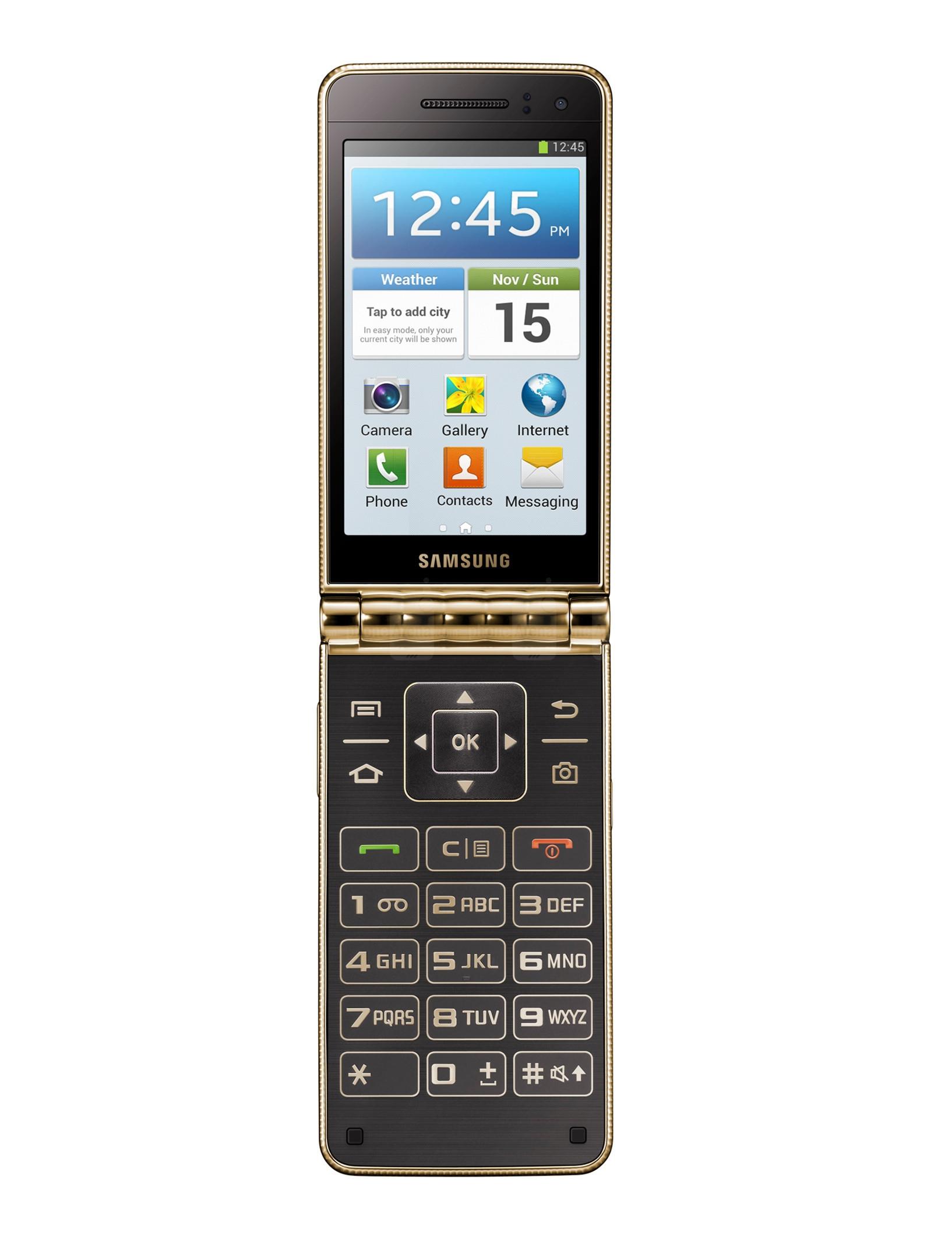 Galaxy Golden 3 มือถือฝาพับจาก Samsung ผ่านการรับรองจาก TENAA แล้ว!!