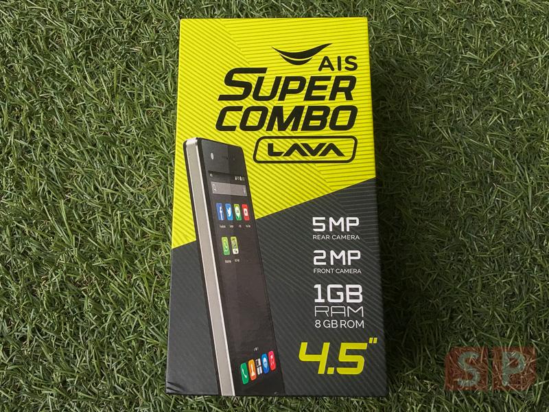 [Unbox] แกะกล่อง AIS Super Combo LAVA Iris 600 น้องเล็กรุ่นล่าสุดจาก LAVA ในราคา 2,390 บาท