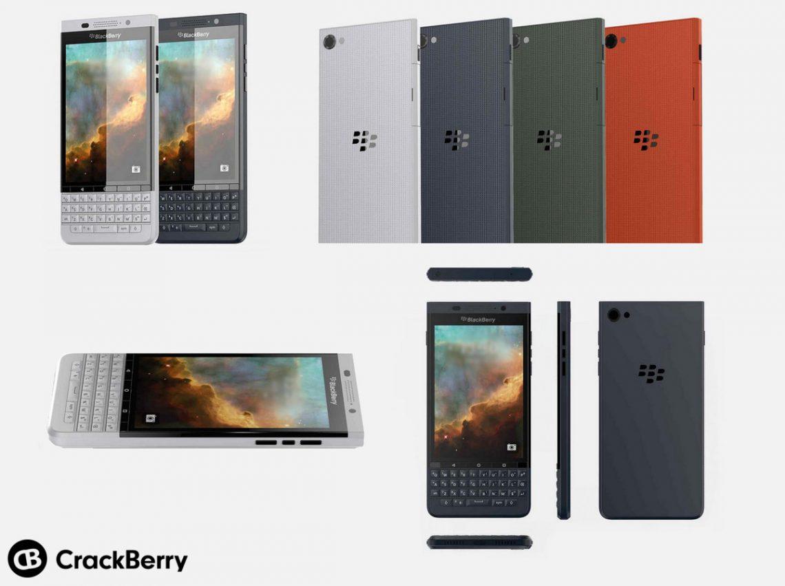 ลือ!! BlackBerry Vienna อาจเป็น Android รุ่นที่สองจาก BlackBerry!!