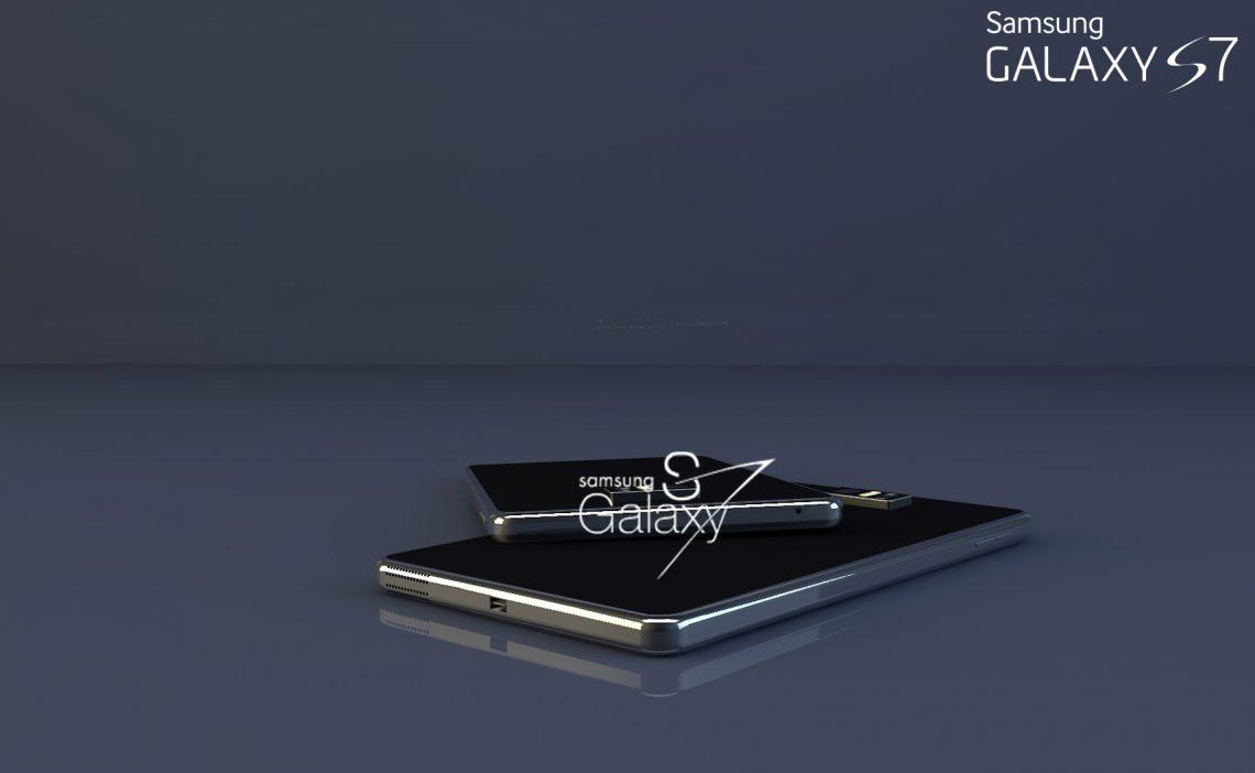 ภาพหลุด !!! มีการแชร์ภาพที่คาดว่าจะเป็นหน้าจอของ Galaxy S7 ในช่วงก่อนปีใหม่