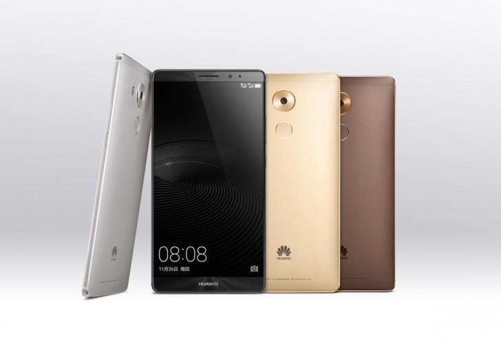 ตามคาด!! Huawei Mate 8 เปิดตัวแล้ววันนี้ มาพร้อมจอ 6 นิ้ว ซีพียู Kirin 950