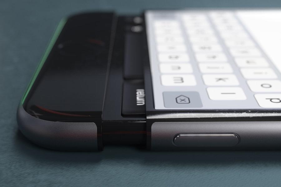 iPhone + BlackBerry Priv ถ้าจับมันมารวมร่างกัน จะเป็นอย่างไร ไปดูกัน