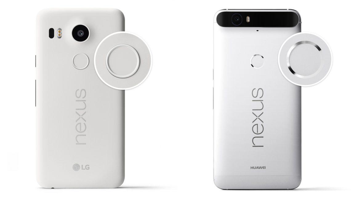 วิธีใช้งานฟีเจอร์สแกนลายนิ้วมือบน Google Nexus 5X และ Google Nexus 6P!!