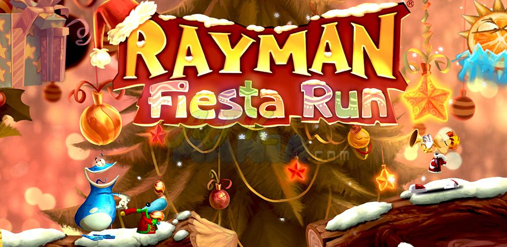 แจกฟรี Rayman Fiesta Run เกมส์วิ่งสุดคลาสสิค จากราคาปกติ $3.49