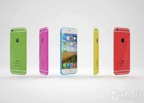 หลุดภาพ iPhone 6c  บอดี้โลหะ สีสันสดใส เจอกันเดือนกุมภาพันธ์ 2016!!