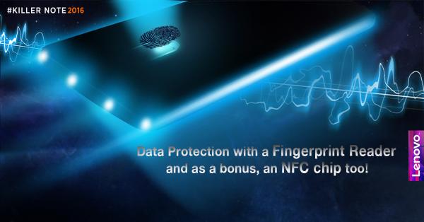 ยืนยันแล้ว!!! Lenovo K4 Note มาพร้อมเซนเซอร์สแกนลายนิ้วมือและ NFC