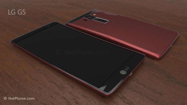ลือ สเปค LG G5 มาพร้อม Snapdragon 820 และกล้อง 21 ล้านพิกเซล