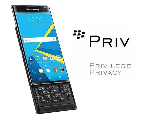 CEO บอกเอง !!! Jone Chen CEO ของ BlackBerry บอกว่าจะปรับลดราคา BlackBerry Priv ในเดือนกุมภาพันธ์
