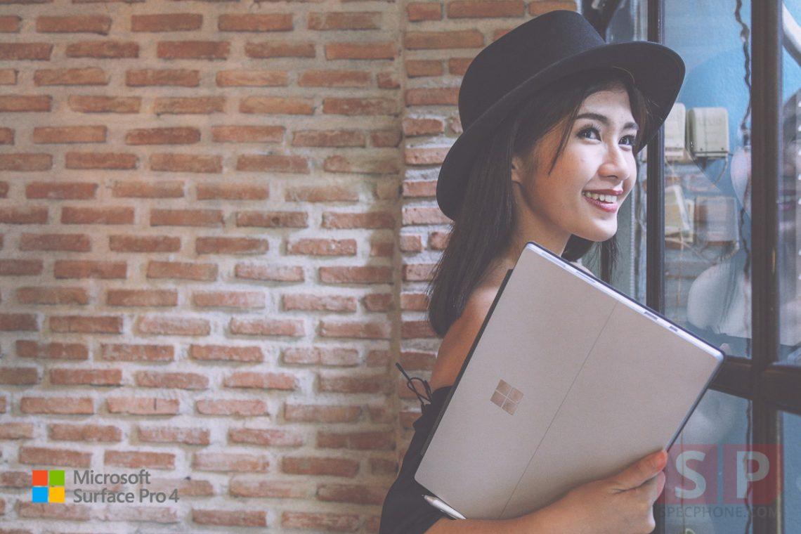 [Review] รีวิว Microsoft Surface Pro 4 แท็บเล็ตที่ใช้แทน Notebook Windows 10 ได้สบายๆ