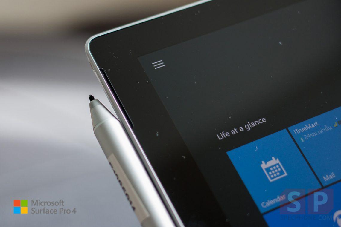 [ข่าวลือ] Microsoft Surface Pro5 จะพร้อมกับ ปากกาแบบชาร์จไฟได้!!