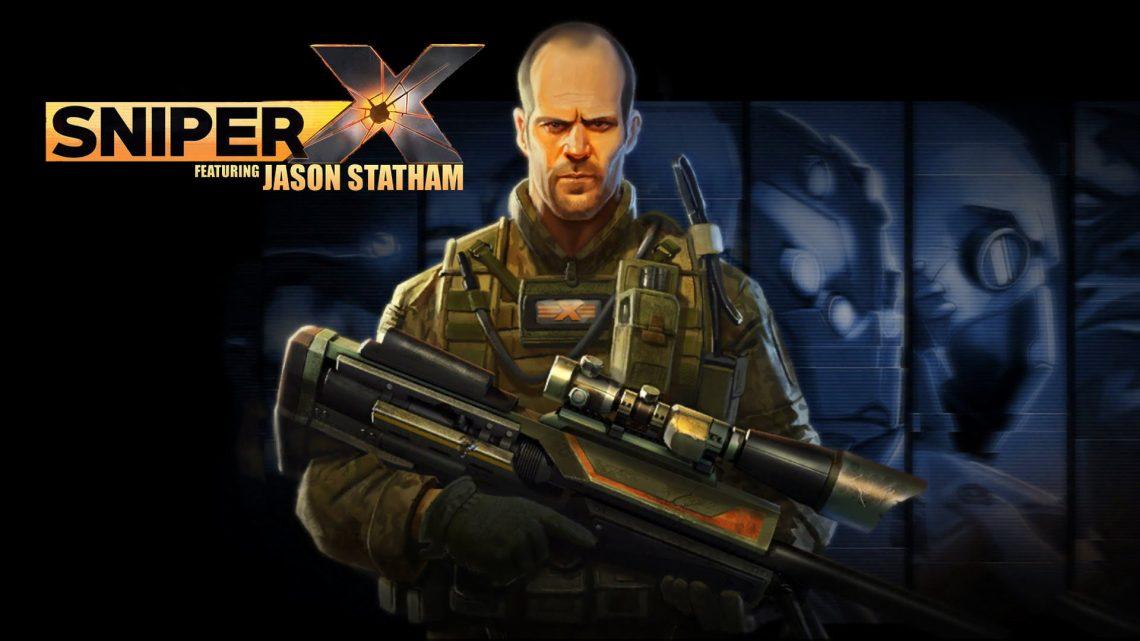 Sniper X With Jason Statham เกมซุ่มยิงภาพสวยที่มาพร้อมกับดาราระดับ Hollywood!!
