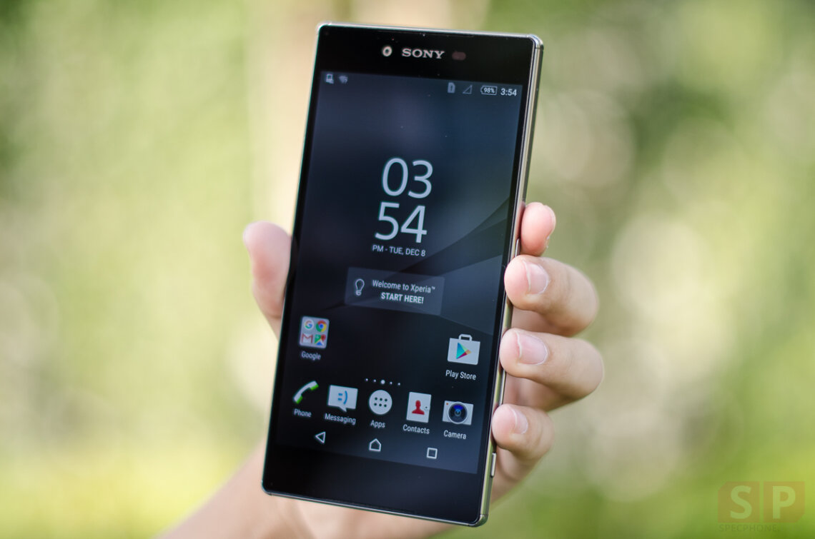 [Review] รีวิว Sony Xperia Z5 Premium สุดยอดมือถือค่ายอารยธรรมหน้าจอ 4K เครื่องแรกของโลก!!