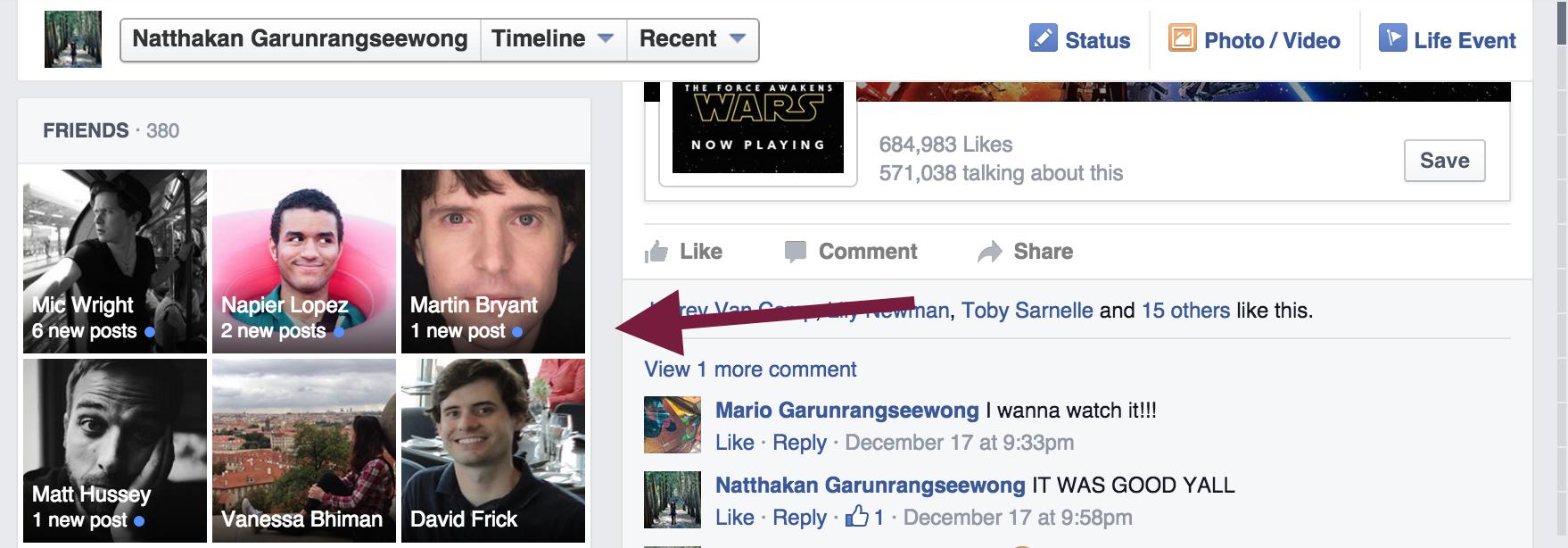 facebook-friend-updates