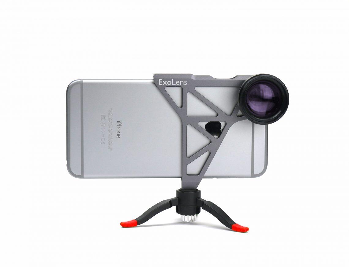 เปิดตัว ExoLens อุปกรณ์ใหม่สำหรับการถ่ายภาพ ติดเลนส์ Zeiss สำหรับ iPhone 6 และ 6 Plus