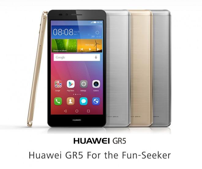 Huawei GR5 ผ่านมาตรฐานการผลิตแล้ว!!จ่อวางขายในไต้หวันเร็วๆ นี้!!
