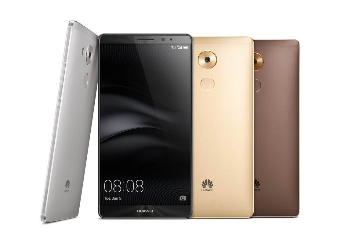 เผยราคา Huawei Mate 8 อย่างเป็นทางการในต่างประเทศ รุ่นนี้ไม่ใช่ถูกๆ นะขอบอก!!