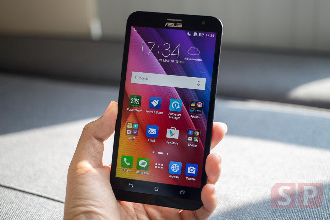 ASUS ปล่อยซอฟท์แวร์อัพเดท Zenfone 2 ครั้งนี้เน้นประสิทธิภาพการทำงานมากขึ้น!!!