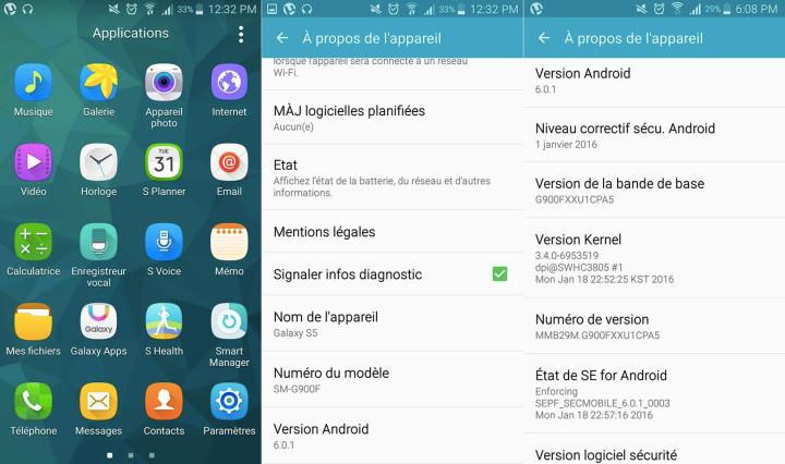 หลุดมาได้ไง? Samsung Galaxy S5 ได้อัพเป็น Android 6.0.1 เฉยเลย