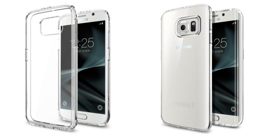ไม่น่าพลาด!! หลุดภาพเคส Samsung Galaxy S7 จาก Spigen