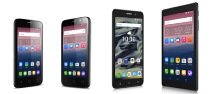 มากเป็นชุด !!! Alcatel OneTouch เตรียมเปิดตัวมือถือใหม่ในงาน CES 2016 !!! มีทั้ง Android และ Windows 10 Mobile