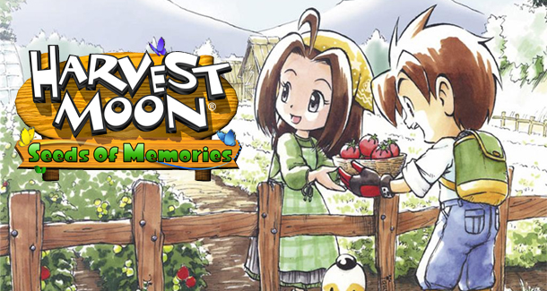 สิ้นสุดการรอคอย!! Harvest Moon สุดยอดเกมในตำนานโลดแล่นบน iOS แล้ววันนี้!!