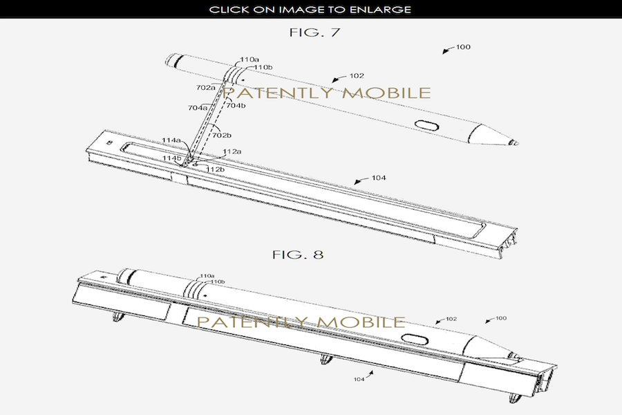 microsoft pen patent recharge