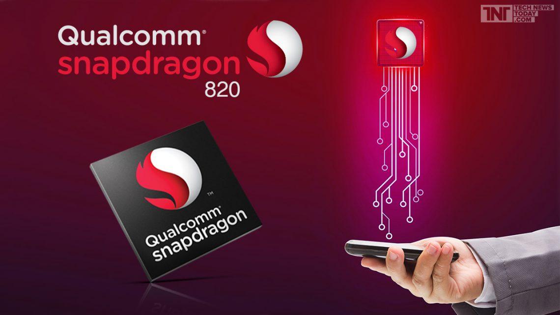 พบ Snapdragon 820 รุ่นปรับปรุงใหม่ในอุปกรณ์ไม่ทราบชื่อบน GeekBench