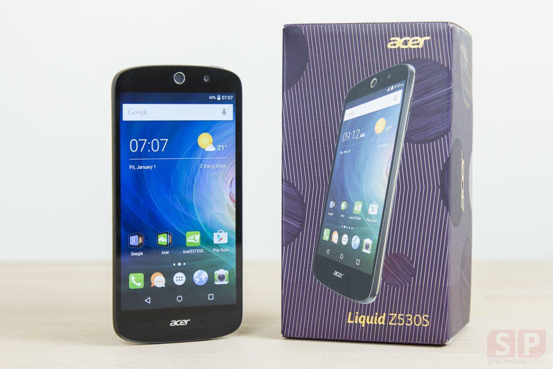 ชี้เป้า!! มือถือ Acer Liquid Z530S/ Z630S จอสวย Ram 3 GB แบตอึด ลดราคาจัดหนัก เริ่มต้น 3,990 บาท!!