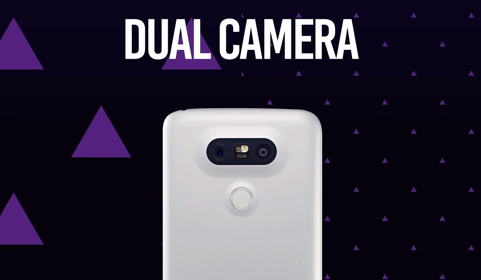Dual-camera-system