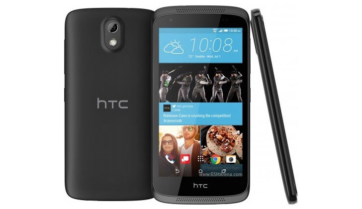 HTC Desire 530 มือถือรุ่นเล็กจาก HTC พร้อมจำหน่ายแล้วเร็วๆนี้ !!! (ที่เนเธอร์แลนด์)