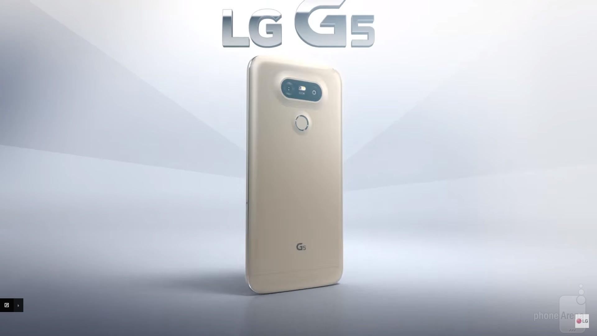 [MWC 2016] เปิดตัวแล้ว LG G5 สเปคสุดแรง Snapdragon 820 พร้อมชุดอัพเกรด ราคา 19,xxx บาท!!