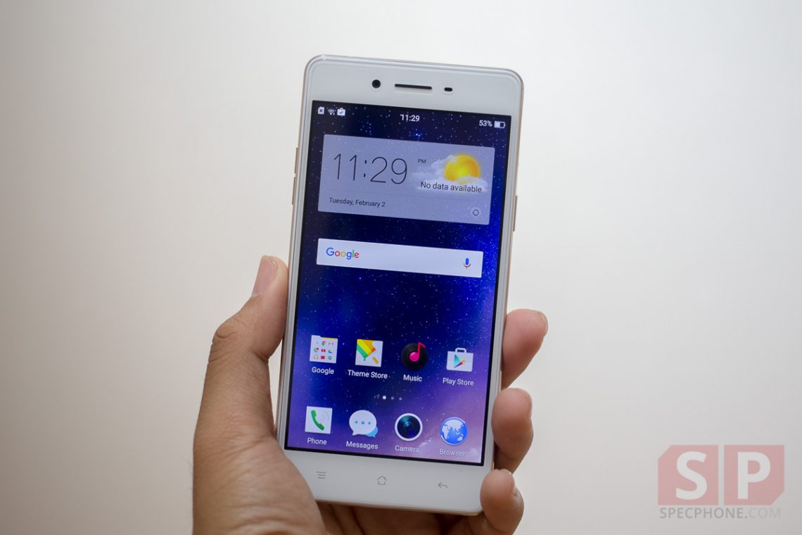 [Preview] OPPO F1 มือถือ Selfie Expert พร้อม Ram 3 GB ในราคา 8,990 บาท