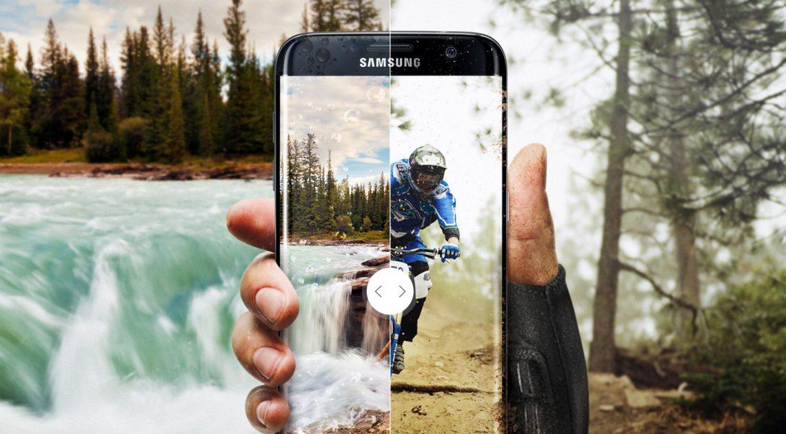 มีคลิป !! Samsung Galaxy S7 Edge แสดงการบันทึกวิดีโอใต้น้ำที่ชัดแจ๋ว
