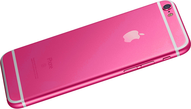 iPhone-Pink
