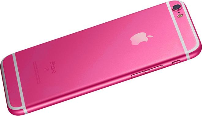 """ยังไม่จบกับ iPhone 5se !!! ล่าสุดมีข่าวลือว่าจะมีสี """"ชมพู"""" มาให้เลือกกันอีกต่างหาก !!!"""
