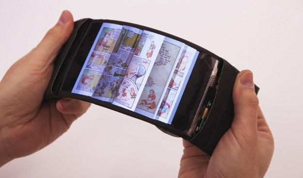 [มีคลิป] The ReFlex โชว์สมาร์ทโฟนต้นแบบที่หน้าจอบิดงอได้ พร้อมฟีเจอร์สุดล้ำ !!