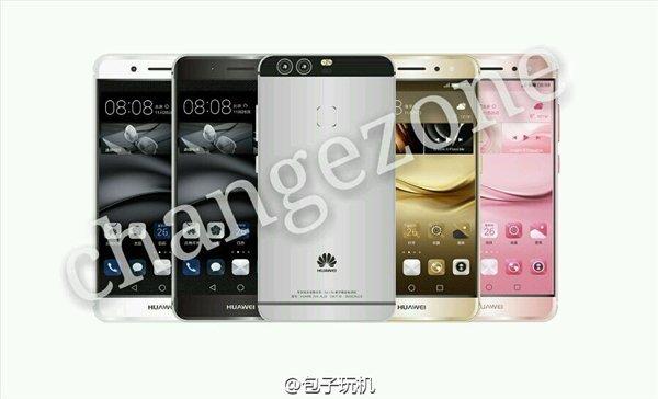 หลุดภาพ Huawei P9 มาพร้อมกล้องคู่และสีชมพูฟรุ้งฟริ้ง ราคาเริ่มต้น 11,000 บาท!!
