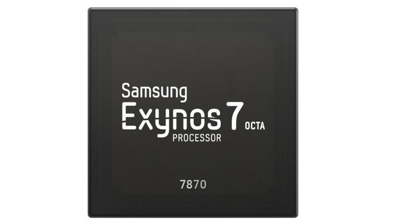 Samsung เปิดตัวหน่วยประมวลผลใหม่ Exynos 7 Octa 7870 ขนาด 14 nm พร้อมภาพคะแนนทดสอบ!! เตรียมใช้งานกับ Galaxy J7 รุ่นใหม่ !!